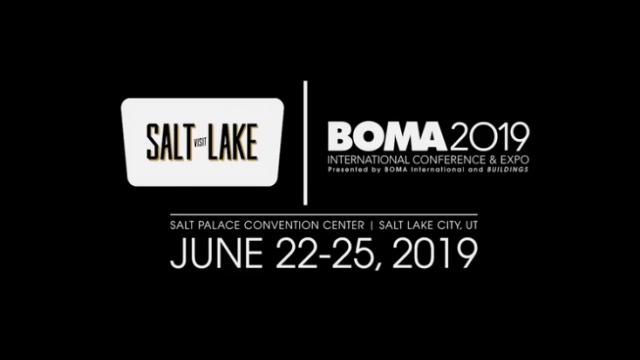 2019 BOMA Annual Conference & Expo in Salt Lake City Preview
